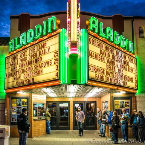 Moonalice / David Nelson Band—Aladdin Theater, Portland, OR 10/7/15