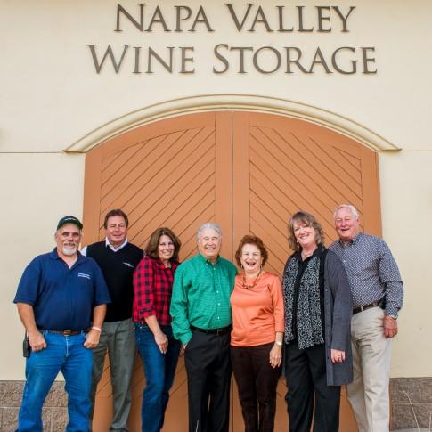 Client: Napa Valley Wine Storage