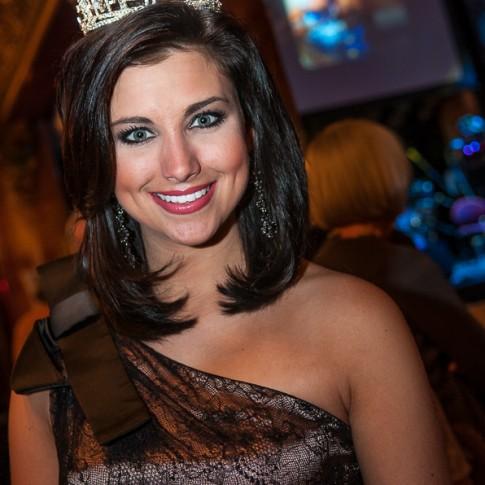 Laura Kaeppeler—Miss America 2012, Great American Music Hall, San Francisco, CA 6/4/12