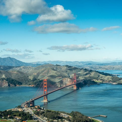 San Francisco Aerial Photography