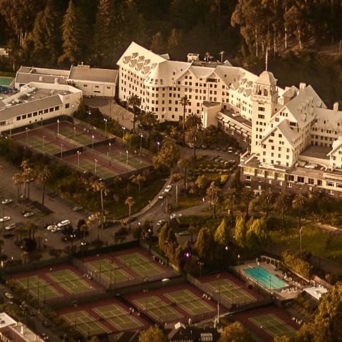 Claremont Hotel - Berkeley, CA