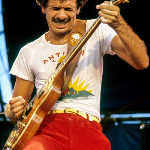 Carlos Santana - New York City 7/28/81