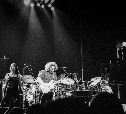 Grateful Dead—College of William and Mary, Williamsburg, VA 4/15/78