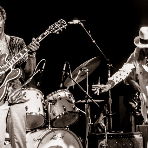 Buddy Guy and Junior Wells