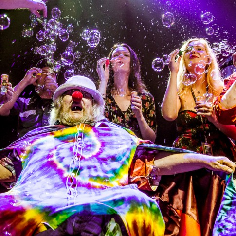 Wavy Gravy—The Fillmore, San Francisco, CA 11/2/13