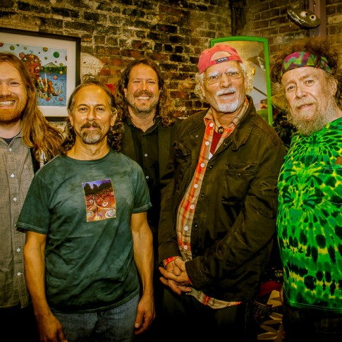 Bill Kreutzmann's Tryptoband w/ David Nelson, Barry Sless, Jason Crosby and Reed Matthis—Zodiacs, Petaluma 12/2/14