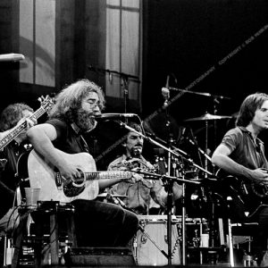 Grateful Dead - Radio City Music Hall, NYC October 1980