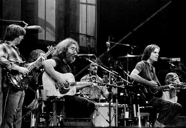 Grateful Dead - Radio City Music Hall, NYC October 1980
