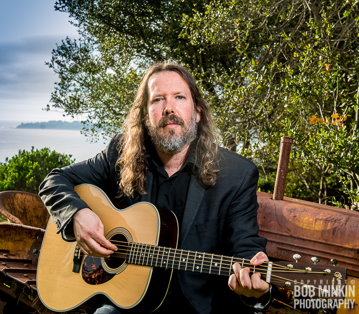 Jason Crosby - Panoramic Studios, Stinson Beach CA 2/10/16