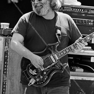 Jerry Garcia - Grateful Dead - Frost Amphitheatre, Palo Alto, CA May 1987