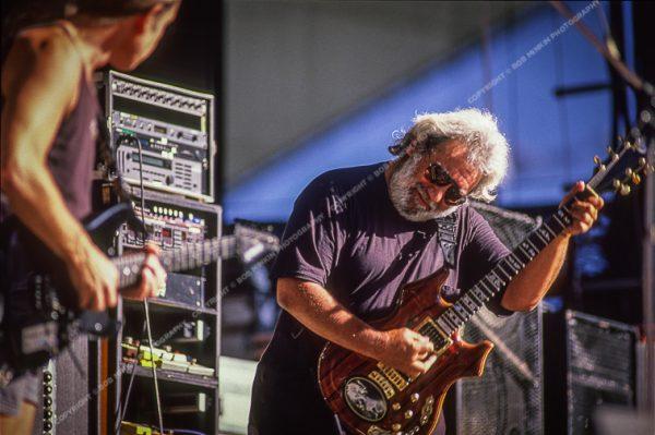 Grateful Dead -Shoreline Amphitheater, Mountain View 6/15/90