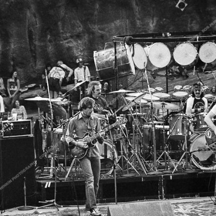 Grateful Dead - Red Rocks Amphitheater, Morrison, CO 8/12/79