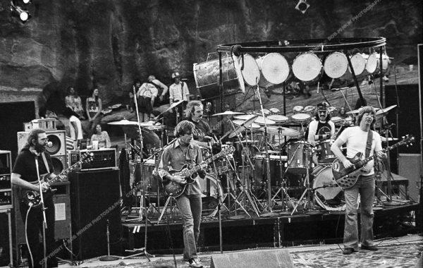 Grateful Dead - Red Rocks Amphitheater, Morrison, CO 8/12/79