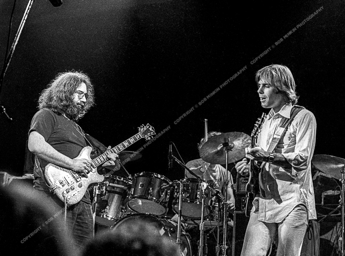 Grateful Dead - Winterland, San Francisco, CA December 1977