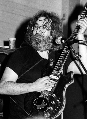 Jerry Garcia Band with Phil Lesh - The Pavilion, Fairfax, CA 8/22/81