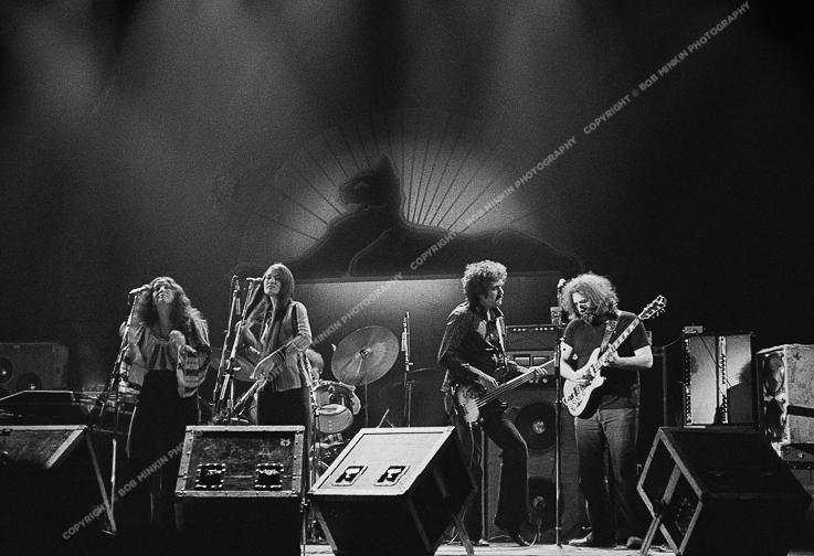 Jerry Garcia Band - Palladium, NYC 11/27/77