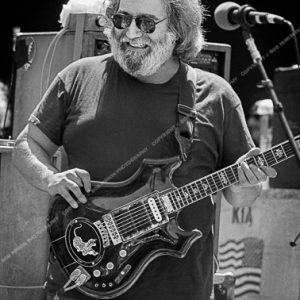 Jerry Garcia - Grateful Dead - Frost Amphitheatre, Palo Alto, CA May 1987May 1987
