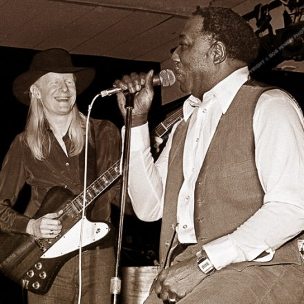 Johnny Winter & Muddy Waters, Long Island, NY 3/18/79