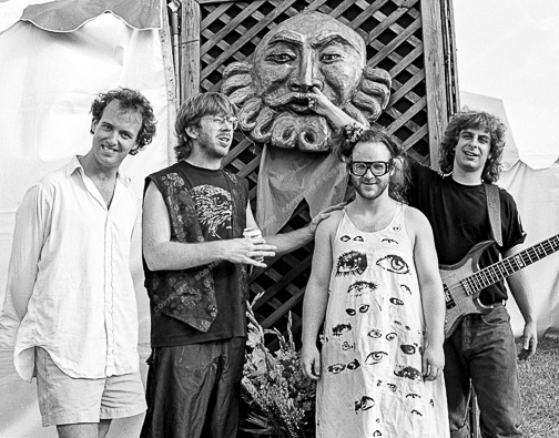 Phish - Laguna Seca Days Festival, Monterey, CA 5/29/93