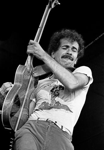 Carlos Santana - New York City 7/28/81