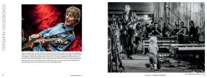 The music Never stopped by Bob Minkin page spreads3