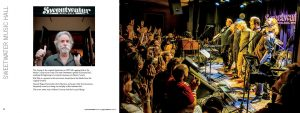 The music Never stopped by Bob Minkin page spreads5