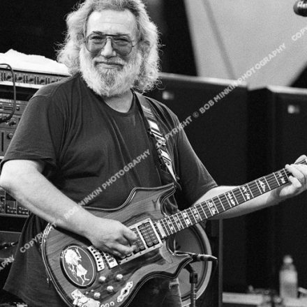 Jerry Garcia Photo Grateful Dead Photo Shoreline Amphitheatre 8/16/91