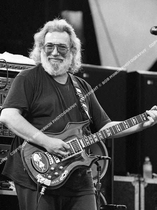 Jerry Garcia Photo Grateful Dead Photo Shoreline Amphitheatre 8/16/91