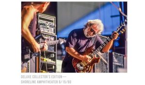 Just Jerry Grateful Dead Shoreline 1990