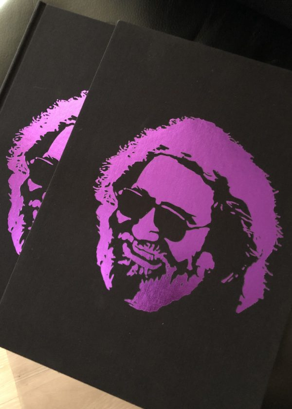 Just Jerry - Deluxe Edition Book Cover By Bob Minkin