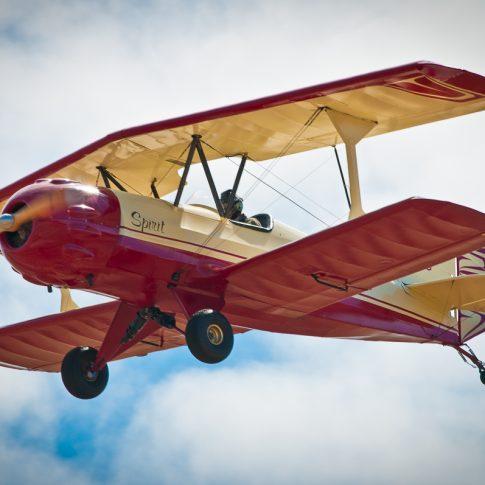 Murphy Renegade Spirit Biplane